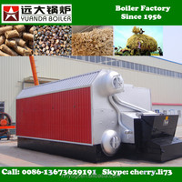 2016 high quality 1ton to 20ton biomass wood fired boiler dealers