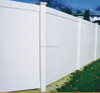 Hot sale factory price PVC Panel fence, privacy fence panels