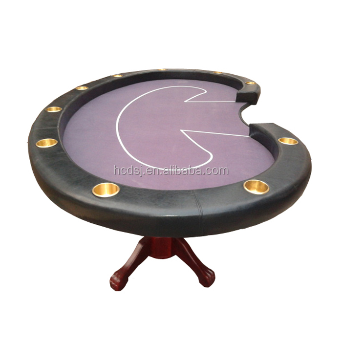 Wholesale high quality cheap casino poker tables/gaming table