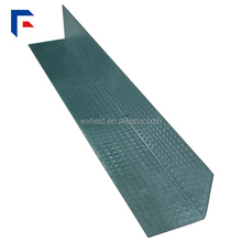 Flexible suspended ceiling wall angle