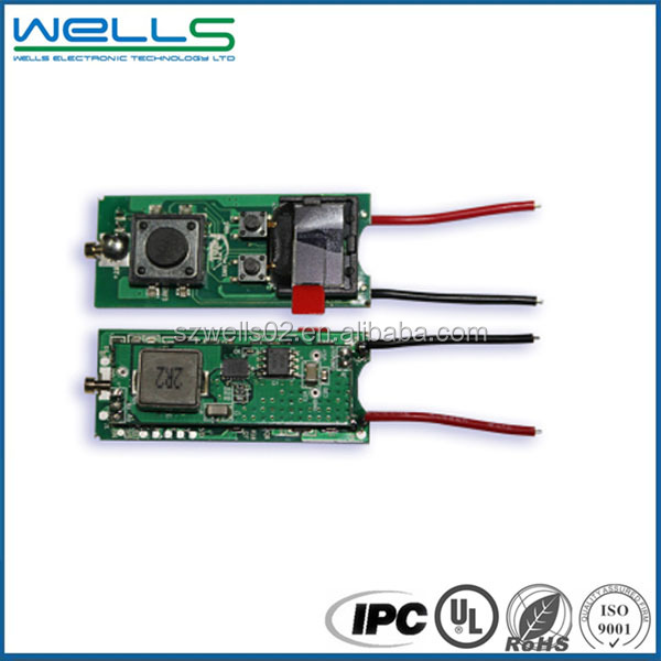 shenzhen pcb assembly electronic bluetooth pcb circuit