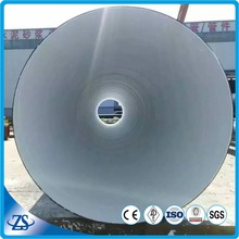 SSAW WATER PIPE LINE / 21inch SPIRAL WELDED SSAW STEEL PIPE SUPPLIER