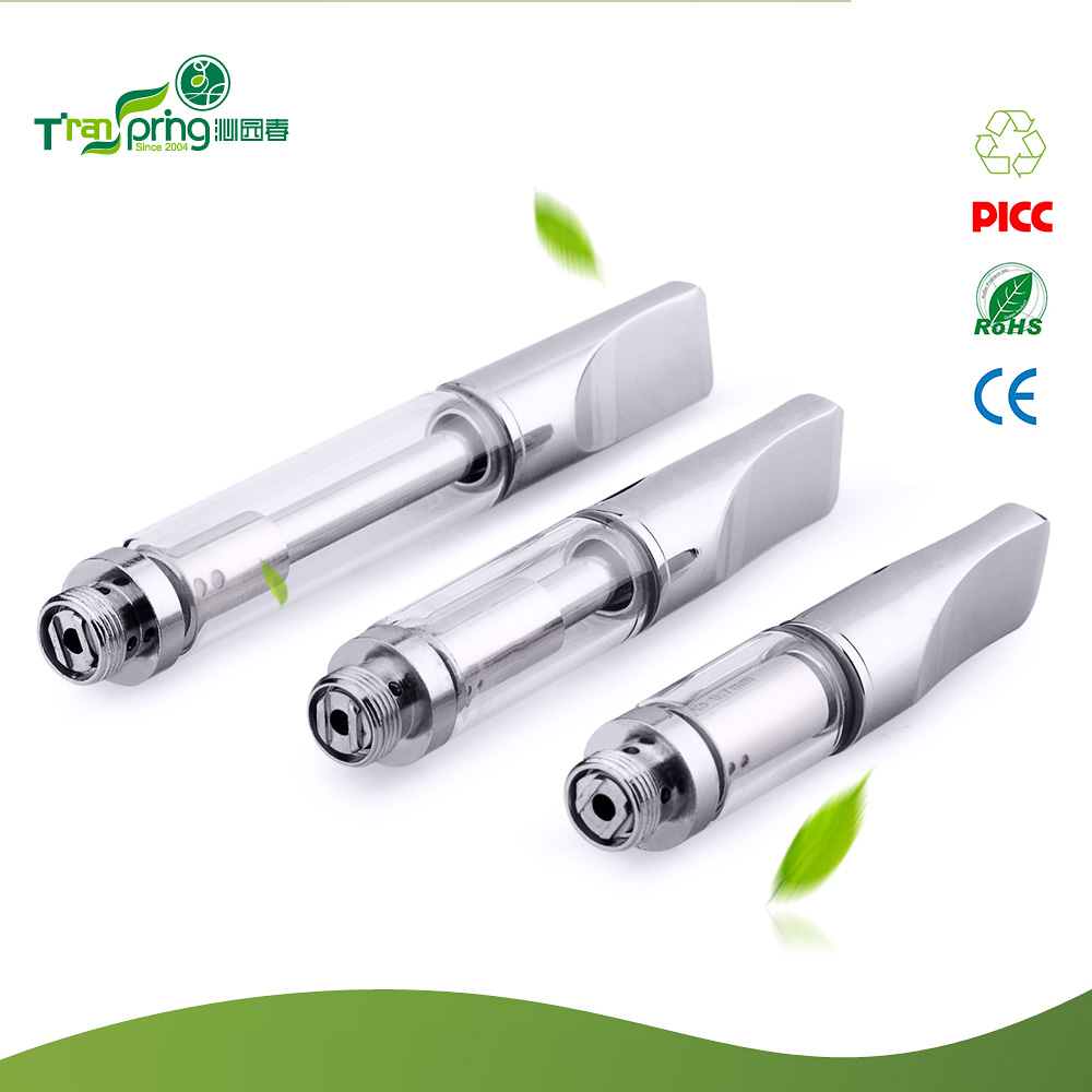 most popular items cbd oil cartridge 510 glass dry herb oil cartridge disposable atomizer