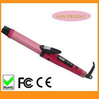Red hair curler dry curl perm products