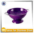 Colorful Powder Coating Fruit Colander