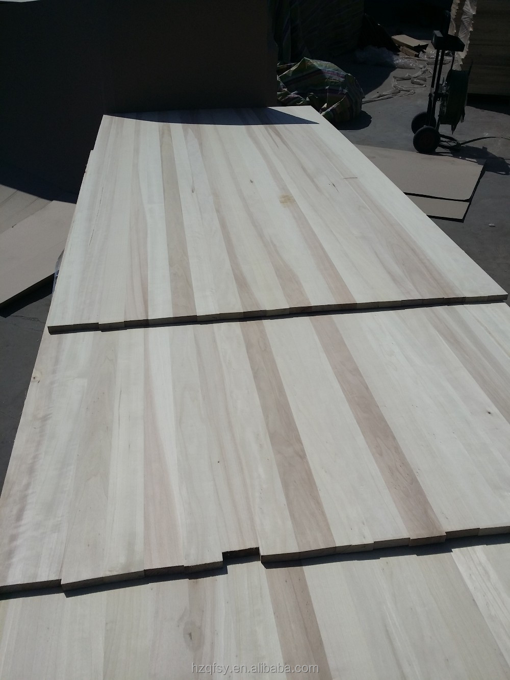 High quality hot selling paulownia s4s lumber