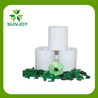 (Hot Selling)100% Recycled Bathroom Tissue,18rolls/pack,108 rolls packed in master polybag