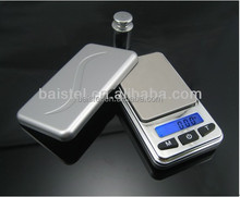 Digital Scale Jewelry Gold Herb Balance Weight Gram LCD Mini Pocket Scale Electronic Scale