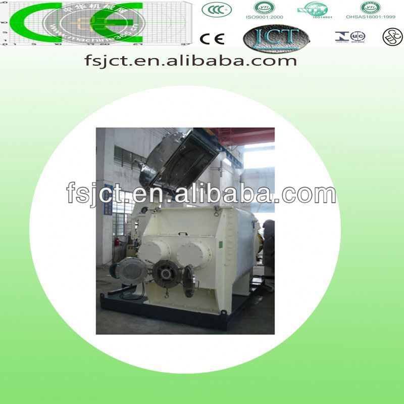high quality and multi functional kneader making machine used for garage door window rubber NHZ-500L