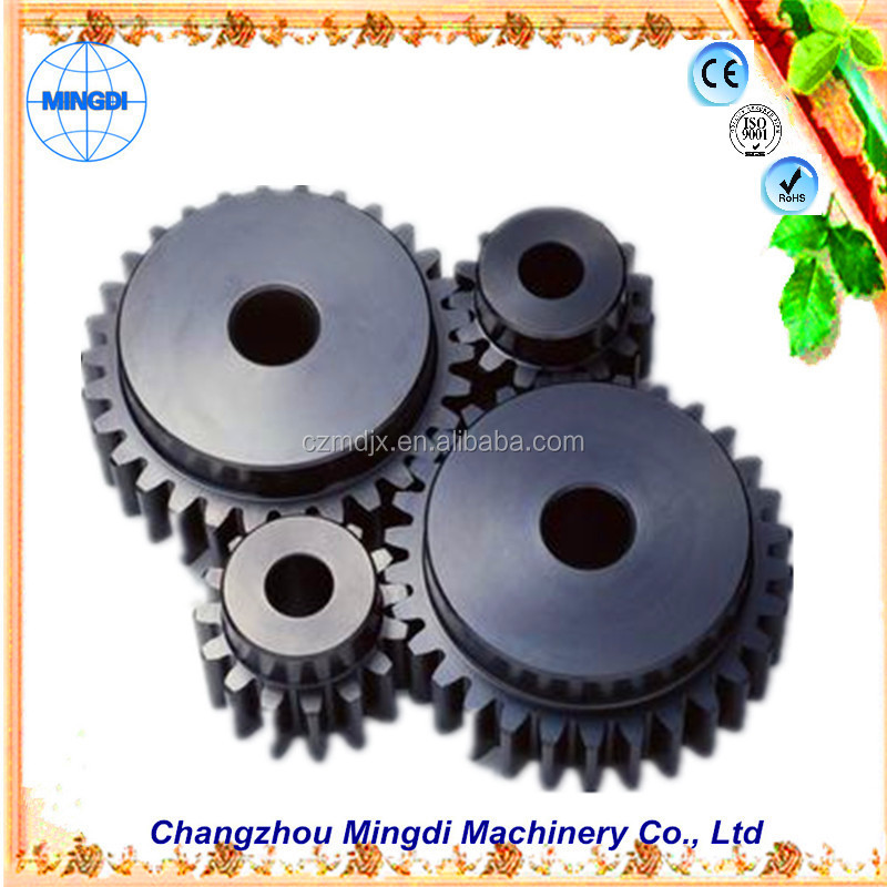 Changzhou Machinery planetary mechanical Machine Gears used Crown Pinion Gears Ring for concrete mixer