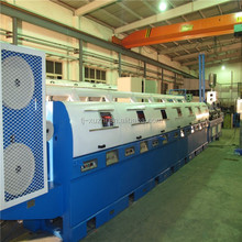 China welding wire drawing machine aluminium wire drawing machine factory for sale