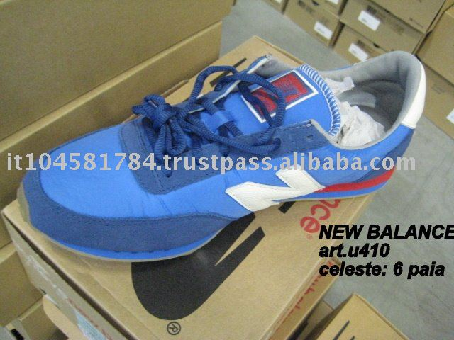 STOCK european sport shoes