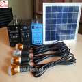 Popular small portable DC 10W solar power system home