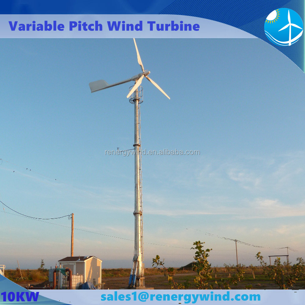 New design wind turbine generator 10kw windmills