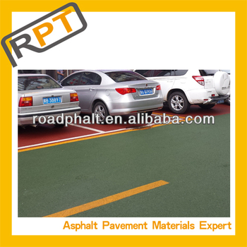 cold colored mixture Asphalt to sell