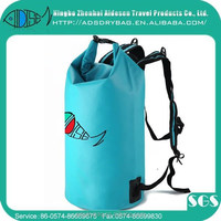30L wholesale waterproof types of roll top dry backpack