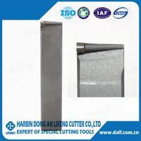 customized carbide insert weld carbon steel hss grooving turning tools