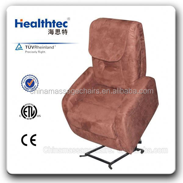 wholesale luxury electric leather sofa recliner