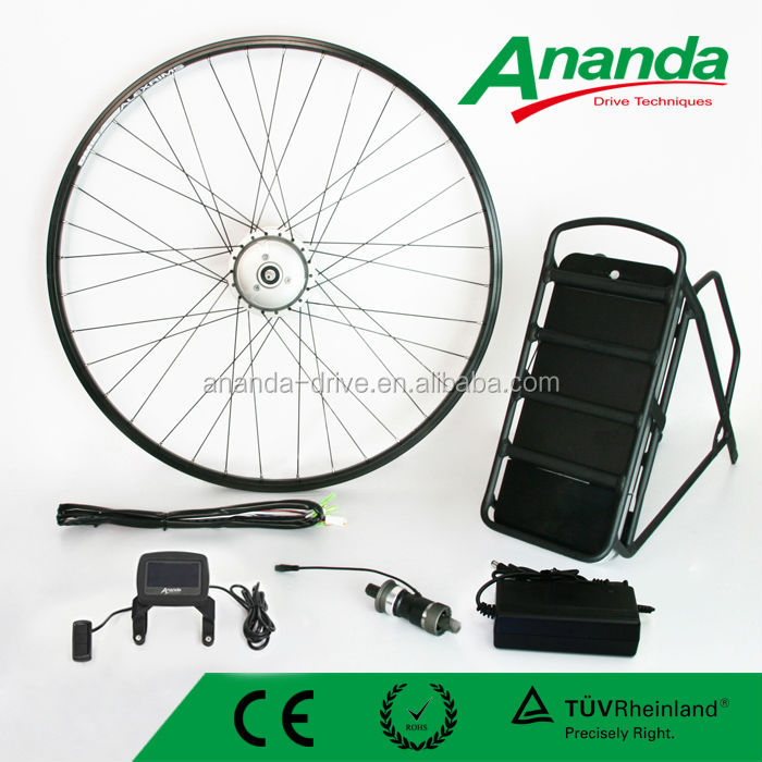 36V 180W dc motor, BLDC gear front motor electric bicycle