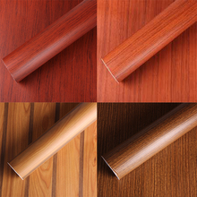 Flexible Decoration Vinyl Wrap Roll Sheet Self Adhesive Sticker Wood Grain PVC Lamination Film