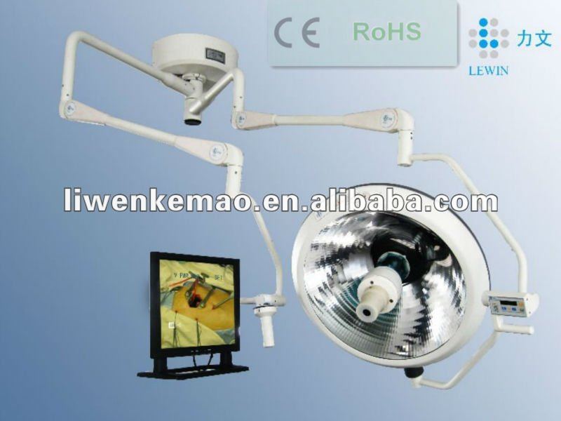 LW700 LED theatre light surgical lamp video camera