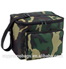 Fashionable military cooler lunch bags thermal camouflage cooler bag