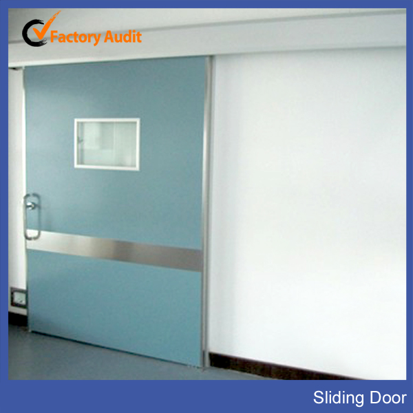 Sliding Operating Theatre Operating Room Door