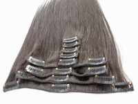 best selling products claw clip ponytail human hair extension