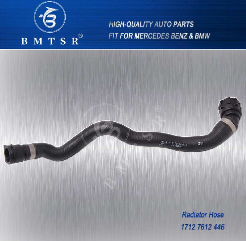 Radiator Cooling System Water Hoses Coolant Hose Fit for 17127612446
