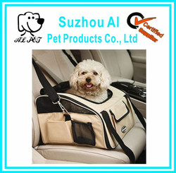 Pet Seat Carrier Bag Travel Portable Tote Crate Bag Bike Pet Carrier