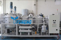 Yuneng Brand Waste Engine Oil Purify Equipment / Used Motor Oil Filter