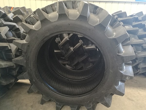 Deep tread rice and cane tractor tires
