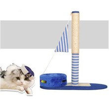 Nature Sisal Luxury Cat Tree,durable cat house,scratcher cat tree house
