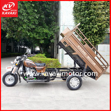 Loading 500kg zongshen engine 3 wheeled scooters cheap 175cc cargo motorcycle for sale
