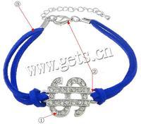 Velveteen Cord Dollar Store Bracelets
