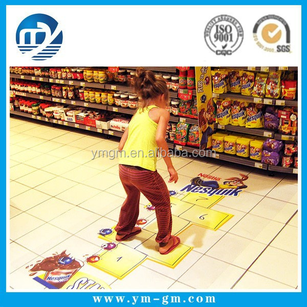 3d floor sticker advertising wholesale from alibaba China