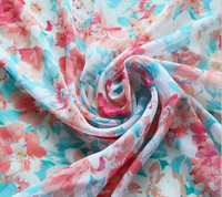 home textile fabric for making clothes floral dress fabric