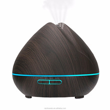 color changing 7 LED lamp aromatherapy essential oil diffuser for home decoration