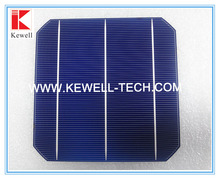 Hot-selling 6inch 156x156mm good quality 4.8w mono monocrystalline solar cell factory price