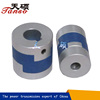 flexibl rubber coupling/motor coupling /solid type oldham coupling
