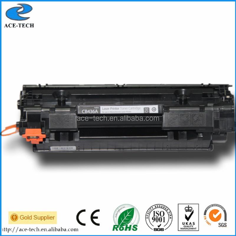 CB436A Toner for hp original toner cartridge laserjet P1505/M1120/M1522 machine