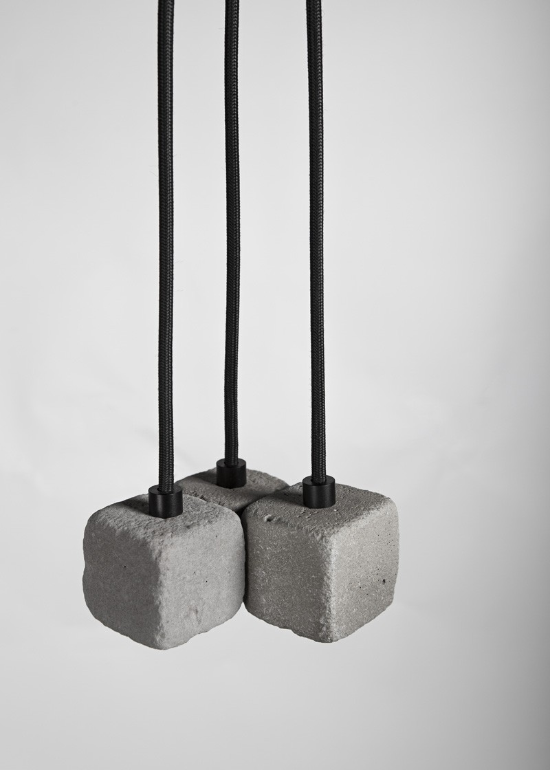 DIAN pendant lamp Pendant lamp Chandelier Pendant LightsLoft cement pendant lamp concrete light