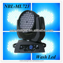 72*3W Led Stage Lighting led moving head wash