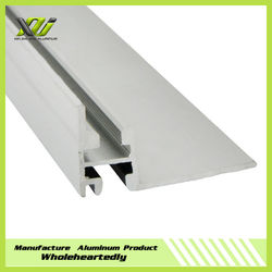 Hot ! Hight quality led light profile /aluminum frame for led display led