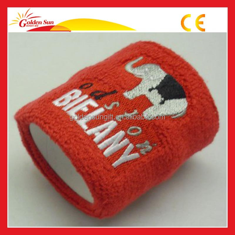 Sport Cotton Custom Knit Wristbands