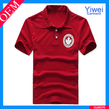 Plus Size Mens Pique Polo Shirts Men Logoed Polo Shirts Produce