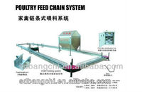 Automatic Breeder Chain Feeding Line System
