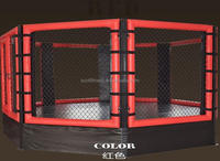 high quality with cheaper boxing ring commercial MMA boxing ring sports equipment