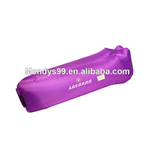 Popular New Product Custom Logo inflatable sleeping bag Air Lounge inflatable lazy bag