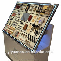 POs cosmetic display/acrylic cosmetic organizer/makeup organizer display
